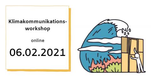 Klimakommunikationsworkshop 02.06.2021