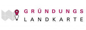 Logo Gründungslandkarte Uni Kassel